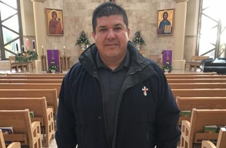 Photo of Deacon Raul M. Millan
