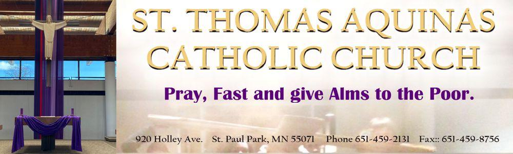 St Thomas Aquinas Catholic Church St Paul Park, MN