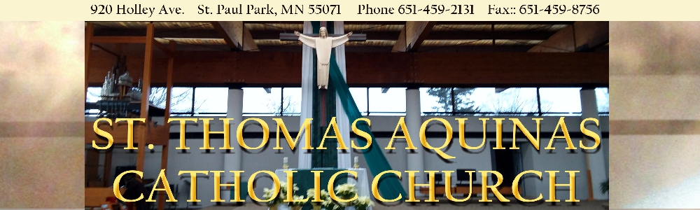 St Thomas Aquinas Catholic Church St Paul Park, MN
