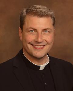 Photo of Reverend Roger James Morgan