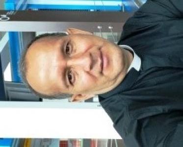 Photo of Reverend Jacinto Vera Mejia