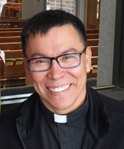 Photo of Reverend José Quilcate
