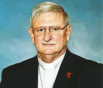 Photo of Deacon Robert Sprouse