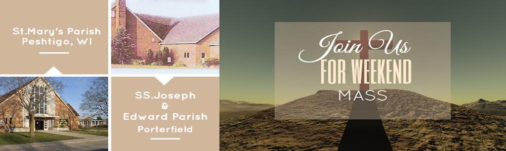 The Catholic Parish Communities of St Mary, SS Joseph and Edward