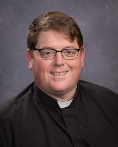 Photo of Rev. Andrew Forsythe