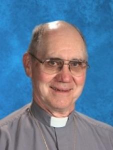 Photo of Deacon Ray Milberg