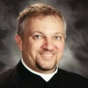 Photo of Father Jason Keas