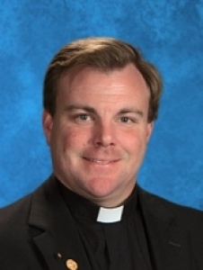 Photo of Father Brian Roeseler