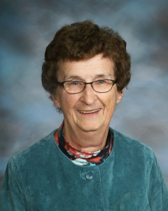 Photo of Ms. Rosemary Haskey