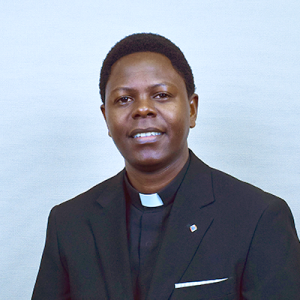 Photo of Father Gideon Buya