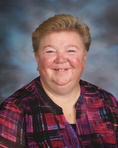 Photo of Ms. Lynda Schmitt