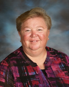 Photo of Ms. Lynda Schmitt
