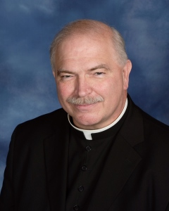 Photo of Father John Rice