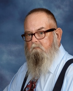 Photo of Bill Ferguson, Cemetery Manager