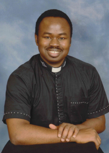 Photo of Father Vitalis Onyeama