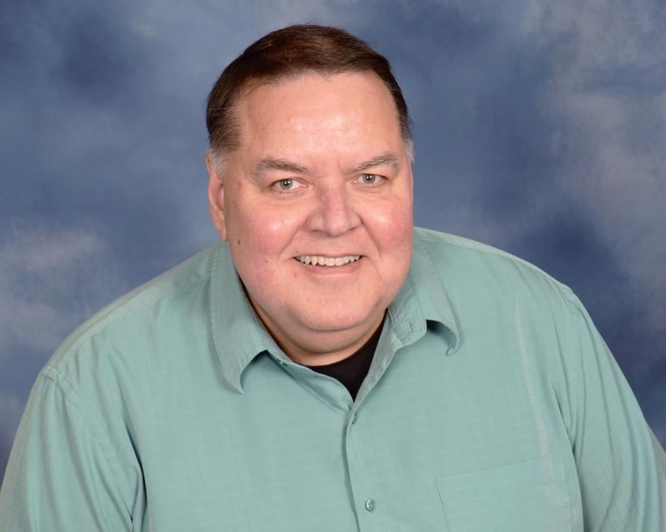 Deacon Clyde Brinegar