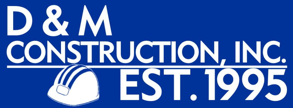 Bronze Sponsor-D & M Construction