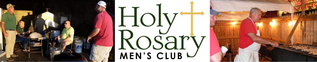 Holy Rosary Men's Club