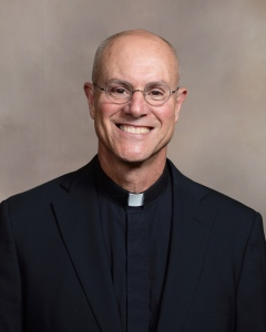 Photo of Fr. Bernie Etienne