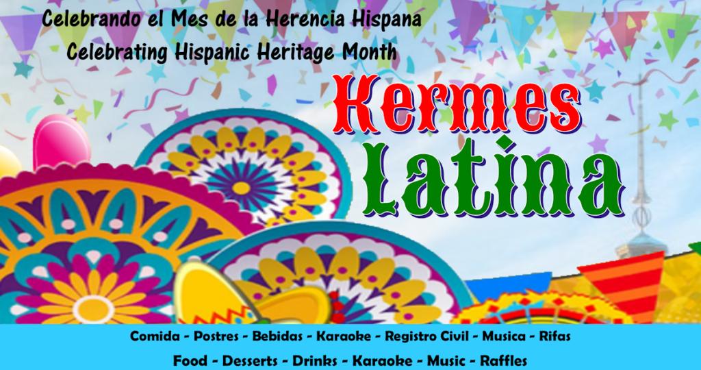 Kermes Latina at Holy Rosary 2021