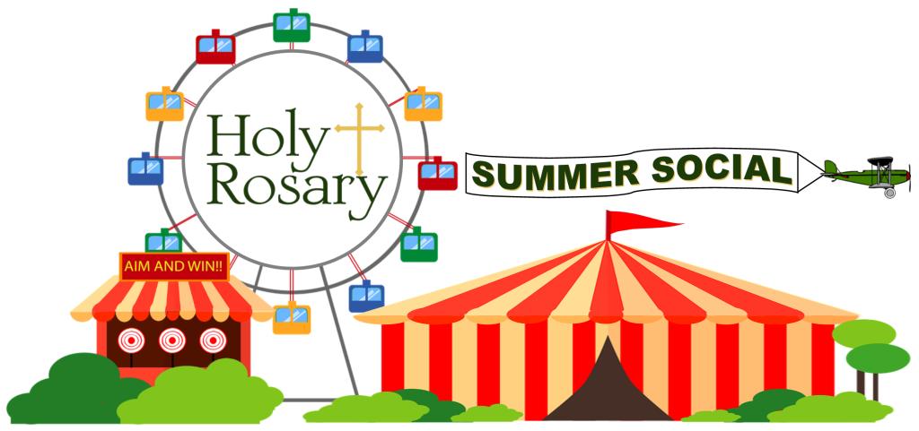 Holy Rosary Summer Social