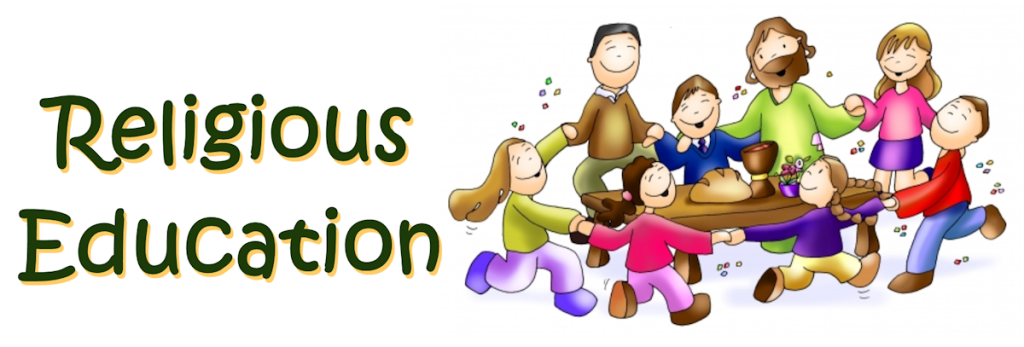 Religious Education at Holy Rosary Catholic Church