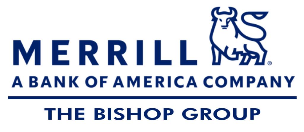 Platinum Sponsor-Merrill Lynch-The Bishop Group