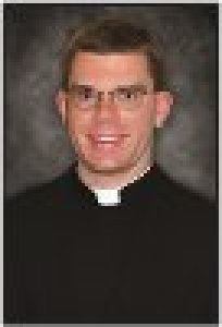 Photo of Fr. Kyle Sladek