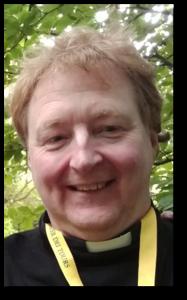 Photo of Father David McElroy, O.Praem.