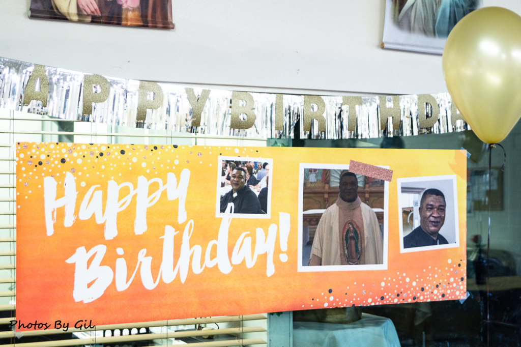Father Emmanuel's 50th Birthday Party