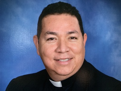 Photo of Father Lucas Pantoja