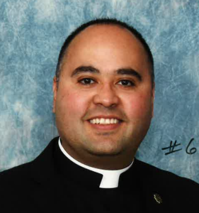 Photo of Deacon Abraham Barrera
