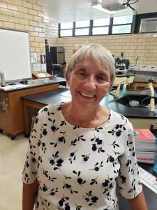 Photo of Ms. Kathy Costello