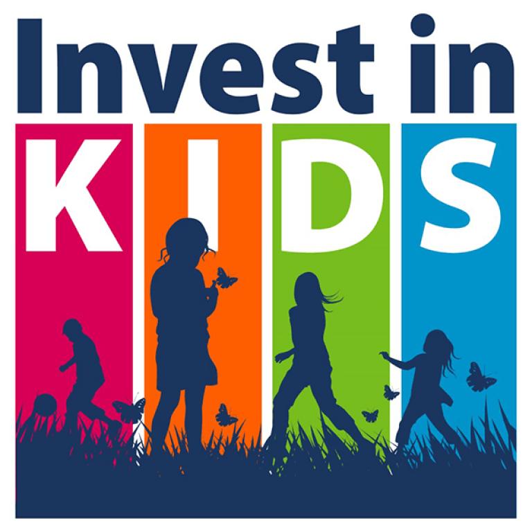 Invest in Kids Logo