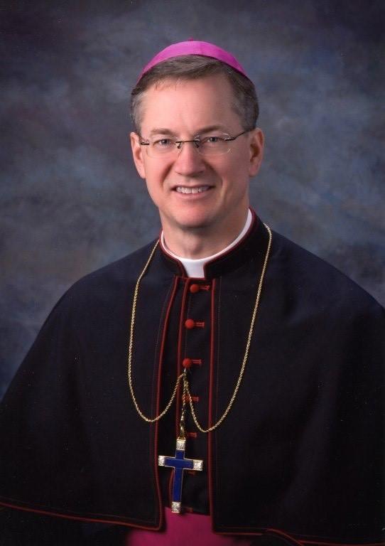 Bishop Paul D. Sirba