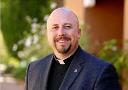 Photo of Rev. Father Chris Hallada