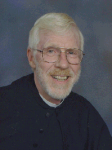 Photo of Father Eugene Plaisted, OSC