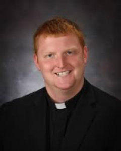Photo of Father Derek Wiechmann