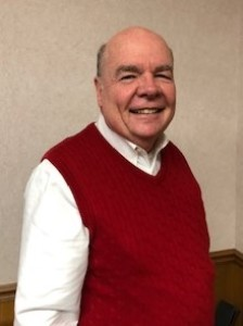 Photo of Deacon Rick Brown