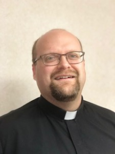 Photo of Rev. Kevin McManaman