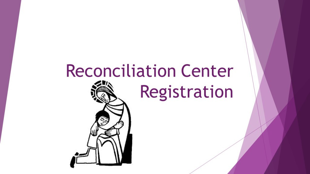 Reconciliation Centers