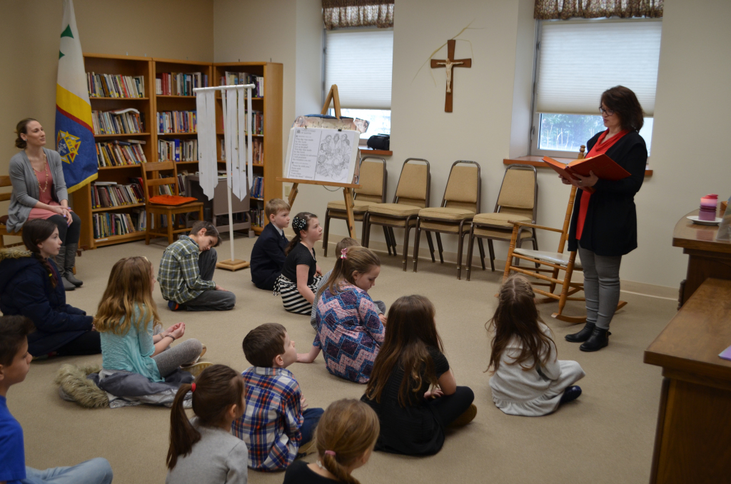 Children's Liturgy of the Word | St  Anthony Catholic Church