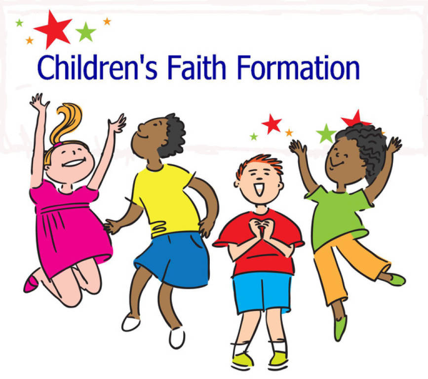 Image result for children's faith formation