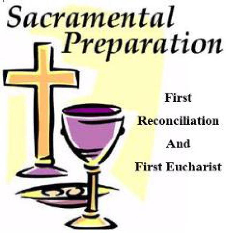 First Reconciliation And First Eucharist Saint Edward