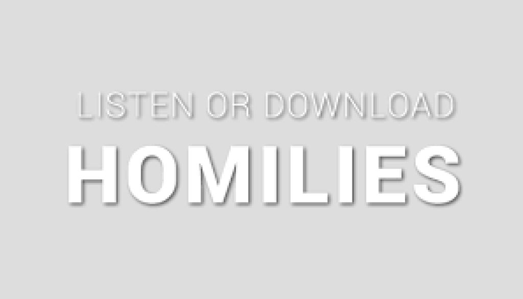 Listen to Sunday Homilies
