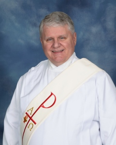 Photo of Deacon Paul Nungester