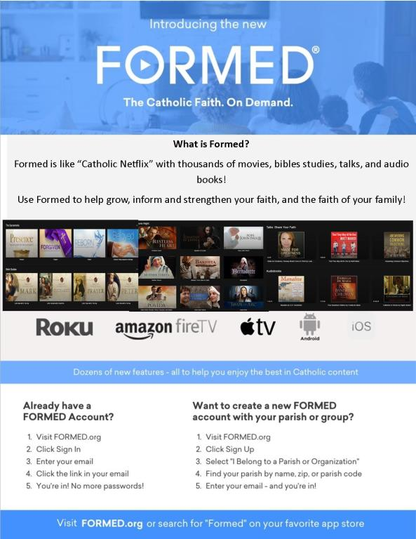 Formed Program