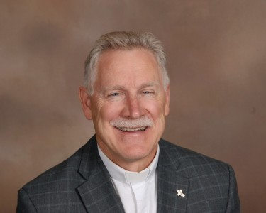 Photo of Reverend Mr. Robert M. Derks
