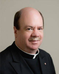 Photo of Rev. Richard M. Potts, C.Ss.R.