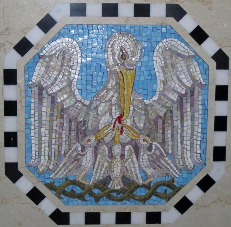 Mosaics St Peter Church